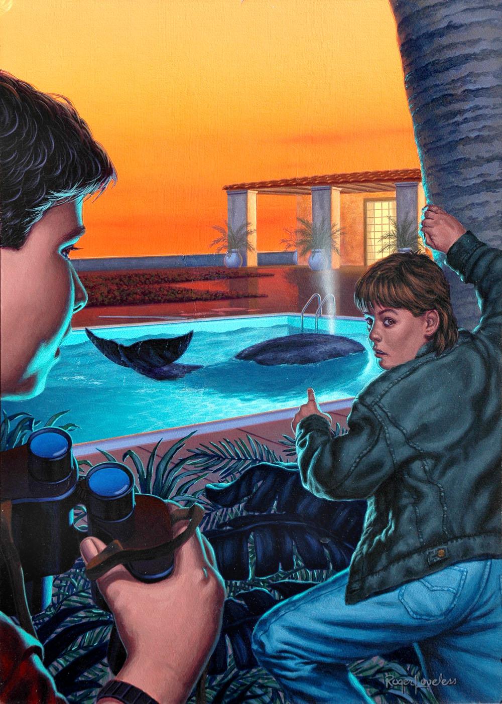 The Three Investigators: The Secret of Skeleton Island No. 6 by Robert Arthur...